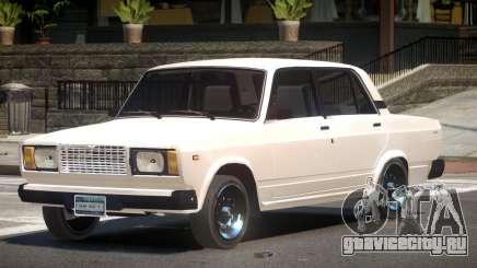 VAZ 2107 Stock V1.3 для GTA 4
