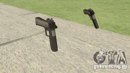 Heavy Pistol GTA V (NG Black) Base V1 для GTA San Andreas