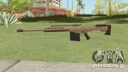 Heavy Sniper GTA V (Army) V2 для GTA San Andreas