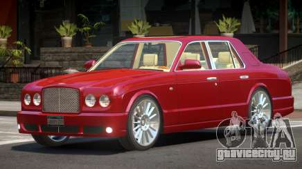 2010 Bentley Arnage T для GTA 4