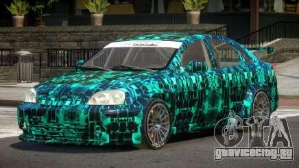 Chevrolet Lacetti GT PJ2 для GTA 4