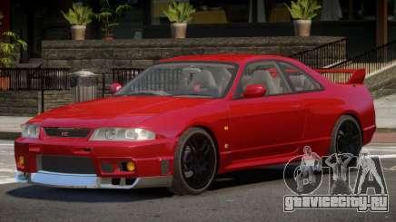 Nissan Skyline GTR SE для GTA 4