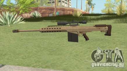 Heavy Sniper GTA V (Army) V1 для GTA San Andreas
