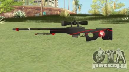 L96A1 (Red Line) для GTA San Andreas