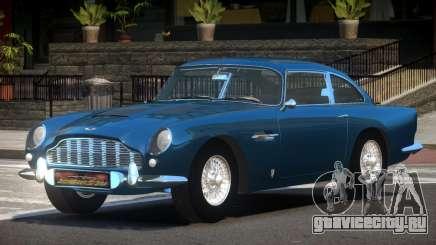 Aston Martin DB5 V1.0 для GTA 4