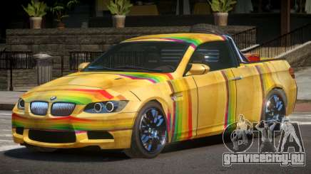 BMW M3 Spec Edition PJ4 для GTA 4