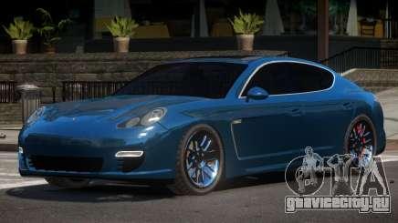 Porsche Panamera Turbo S V1.1 для GTA 4