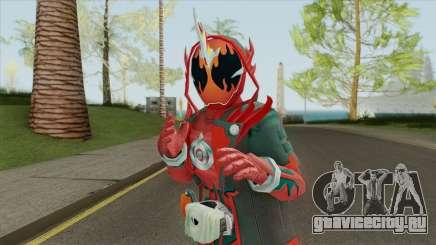 Kamen Rider (Ghost Boost) V3 для GTA San Andreas