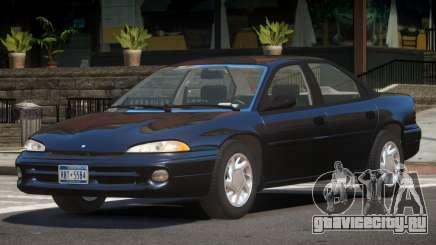 Dodge Intrepid V1.0 для GTA 4