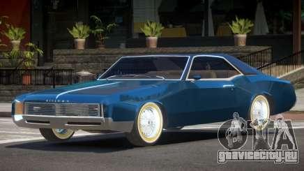 Buick Riviera V1.0 для GTA 4