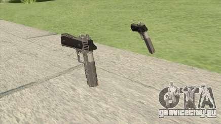 Heavy Pistol GTA V (Platinum) Base V1 для GTA San Andreas