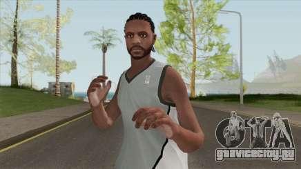 Basketball Player для GTA San Andreas