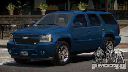 Chevrolet Tahoe Edit для GTA 4