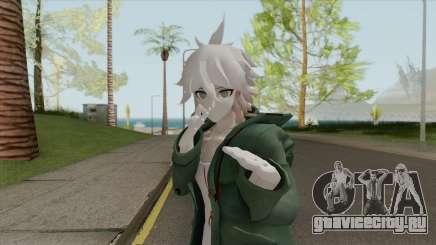 Nagito Komaeda (Danganronpa 2) для GTA San Andreas