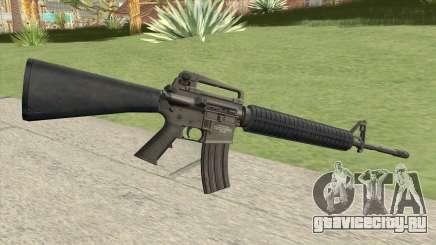 M16A4 (COD 4: MW Edition) для GTA San Andreas