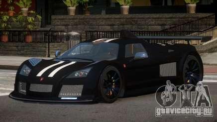 Gumpert Apollo GT для GTA 4