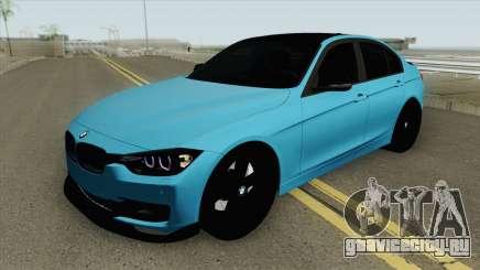 BMW M3 F30 320d для GTA San Andreas