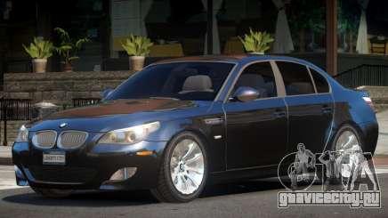 BMW M5 E60 RT для GTA 4