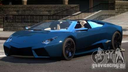 Lamborghini Reventon DS для GTA 4