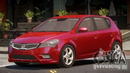 Kia Ceed RS для GTA 4