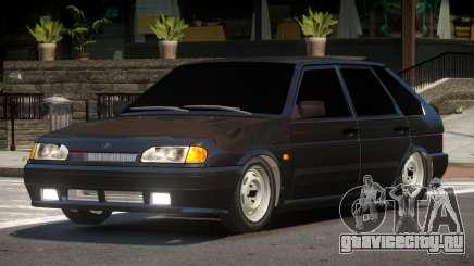 VAZ 2114 LT для GTA 4