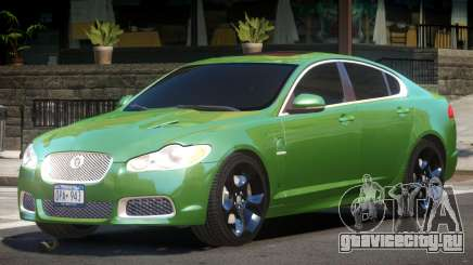 Jaguar XFR Tuned для GTA 4
