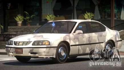 Chevrolet Impala Spec PJ2 для GTA 4