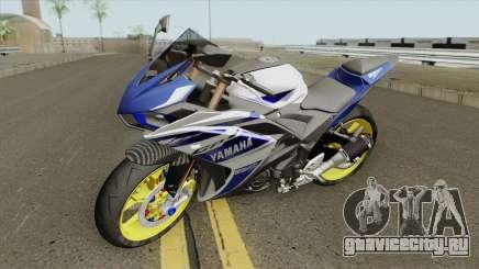 Yamaha R25 для GTA San Andreas