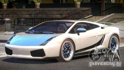 Lamborghini Gallardo Edit для GTA 4