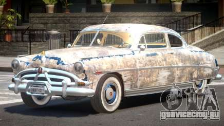 1952 Hudson Hornet PJ3 для GTA 4