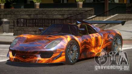Porsche 918 GT-Sport PJ1 для GTA 4