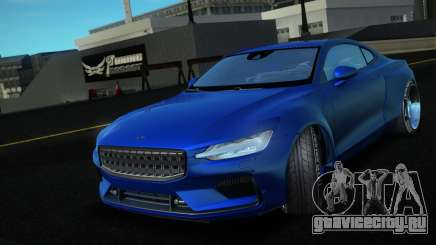 Volvo Polestar One Full Tunable by zveR для GTA San Andreas