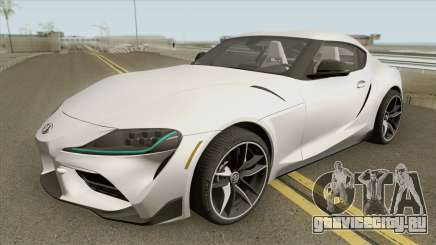 Toyota GR Supra 2020 для GTA San Andreas