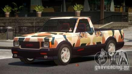 GMC Syclone RS PJ2 для GTA 4
