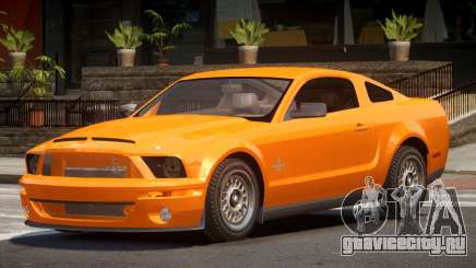 Ford GT500 RT для GTA 4