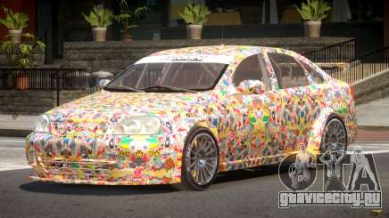 Chevrolet Lacetti GT PJ5 для GTA 4