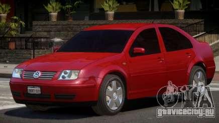 Volkswagen Bora RS для GTA 4