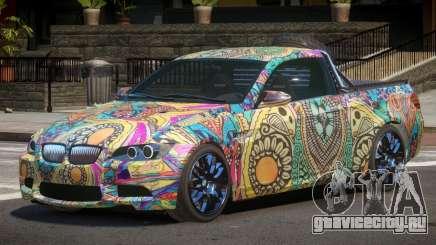 BMW M3 Spec Edition PJ5 для GTA 4