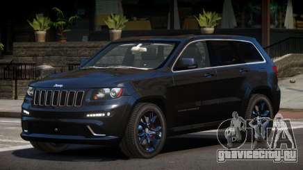 Jeep Grand Cherokee ST для GTA 4