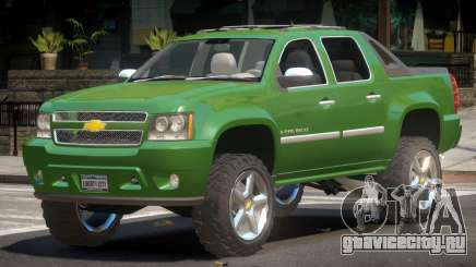 Chevrolet Avalanche RT для GTA 4