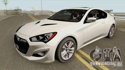 Hyundai Genesis Coupe IVF для GTA San Andreas