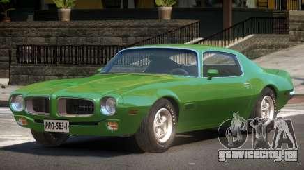 1969 Pontiac Firebird для GTA 4