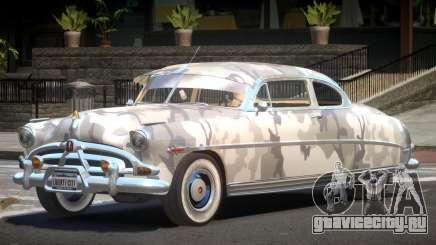 1952 Hudson Hornet PJ2 для GTA 4