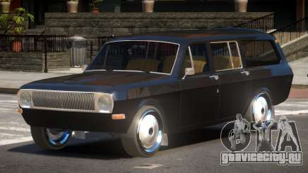 1991 GAZ 24-12 для GTA 4