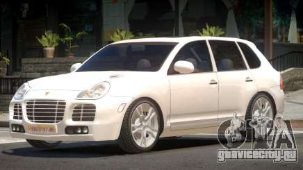 Porsche Cayenne LT для GTA 4