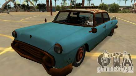 Благодетель Глендейл Расти С Значки И Массовка для GTA San Andreas