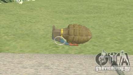 Grenade MK 2 (BrainBread 2) для GTA San Andreas