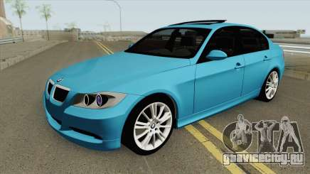 BMW E90 320d (Stock) для GTA San Andreas