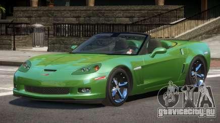 Chevrolet Corvette C6 Spider для GTA 4