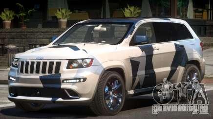 Jeep Grand Cherokee ST PJ2 для GTA 4